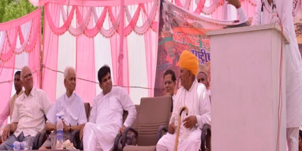 एकता और अखंडता का संदेश जन-जन तक पहुंचाएं युवा: मुख्यमंत्री