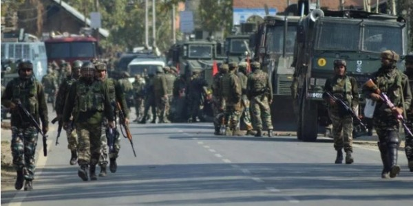 Pulwama Attack Movement Convoys Security Forces Halted