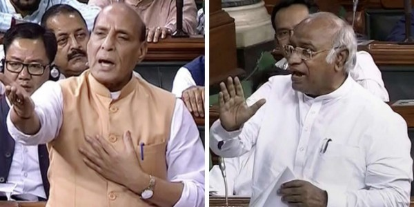 Centre tables CAG report on Rafale deal in Parliament, Congress presses for JPC probe
