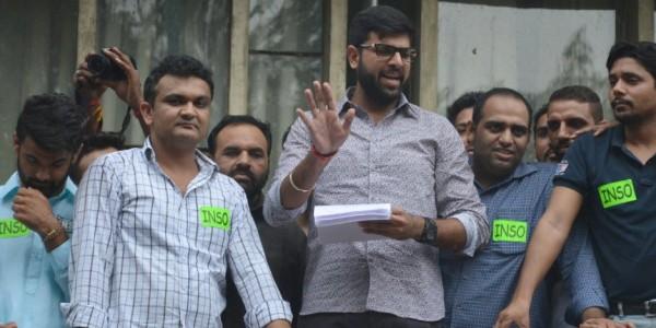 दिग्विजय चौटाला ने चुनाव चिन्ह धुंधला होने का लगाया आरोप