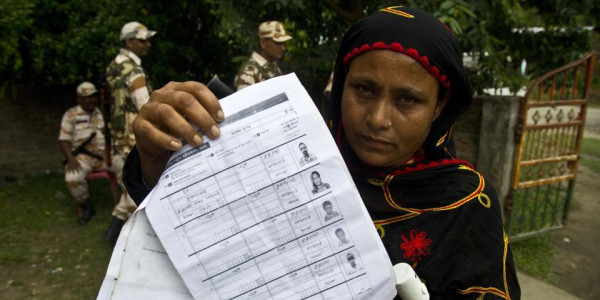 Mizoram Bill detecting illegal immigrants sent to President