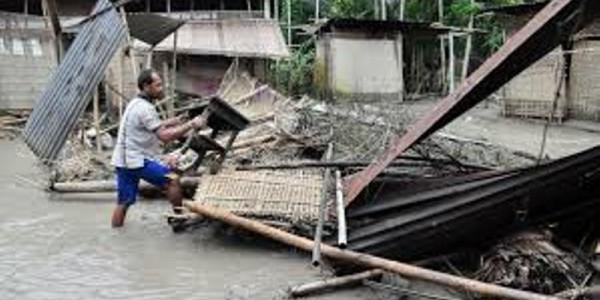 Amit Shah chairs high-level panel meet to review Assam flood situation
