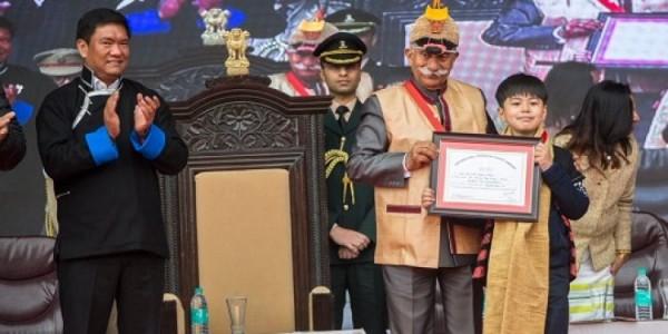 Centre keen for all-round development of Arunachal Pradesh: Governor Mishra