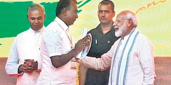 Tamil Nadu wins Swachh Bharat award for rural sanitation