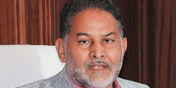 कांग्रेस पार्टी ने देश को किया खोखला : रामबिलास