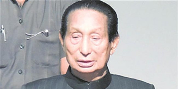 Naga society blinded by materialism: Dr. Jamir
