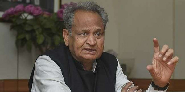 Minor Seeks Help From Ashok Gehlot To Stop Her Marriage In Rajasthan