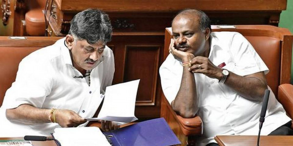I'm not clinging on to power: Kumaraswamy