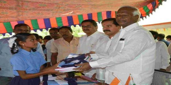 Quality education in State-run schools: Kadiam