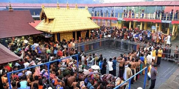 Sabarimala temple closes today: Despite SC order, entry of 'barred' women remains blocked