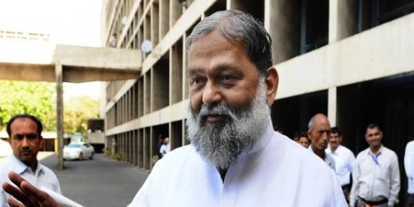 हरियाणा के मंत्री अनिल विज ने बोला नवजोत सिंह सिद्धू पर हमला, कहा- तहरीक-ए-इंसाफ ज्वाइन कर लें