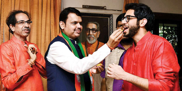 With or without Sena? BJP split in the middle