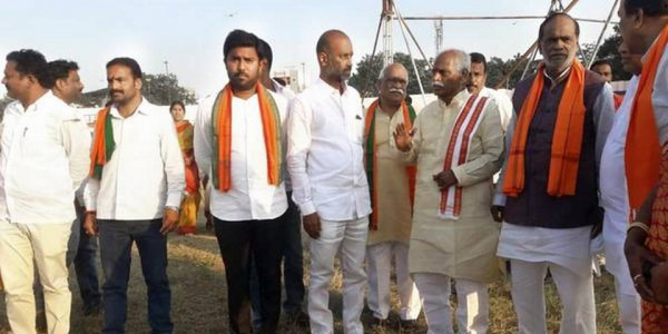 TRS diverting Central funds says BJP
