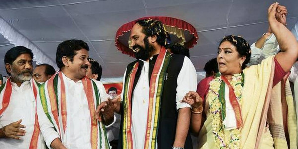 TRS betrayed Singareni workers: Cong.