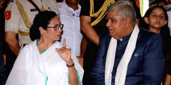 WB Governor Jagdeep Dhankhar Invites Mamata Banerjee to Attend Kali Puja