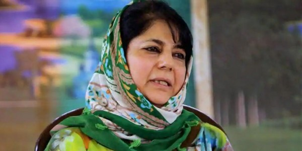mehbooba-mufti-appreciates-decision-of-pakistan-pm-imran-khan-targeted-central-government