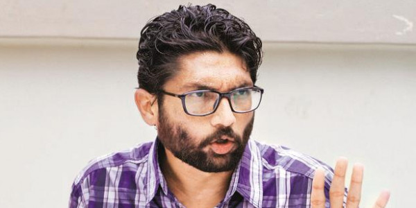 Book sadhu for 'derogatory remarks against Dalits': Jignesh Mevani