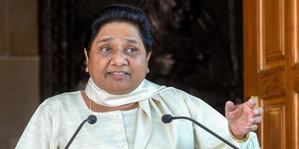 कांग्रेस पर भड़की मायावती, कहा- राजस्थान में BSP नेताओं को पिटवा रही कांग्रेस पार्टी