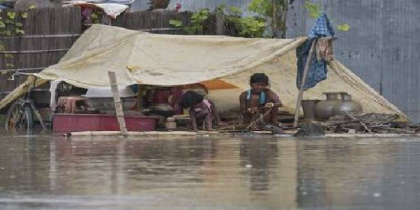 Assam floods turn colleges into makeshift 'jail', trafficking activities see spurt as state battles fever, diarrhoea amid deluge