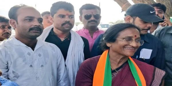 to see the nationalism support rita bahuguna