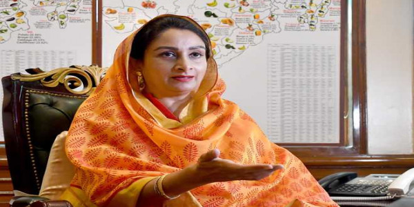 Kartarpur corridor: Harsimrat slams Pakistan for USD 20 fee, asks Punjab govt to bear it