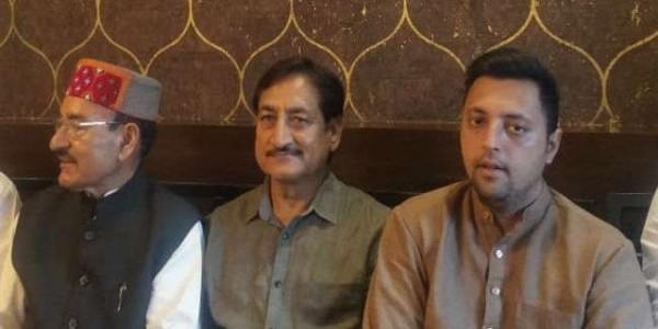 आश्रय के नामांकन के बाद कांग्रेस में शामिल होंगे अनिल शर्मा : कौल सिंह