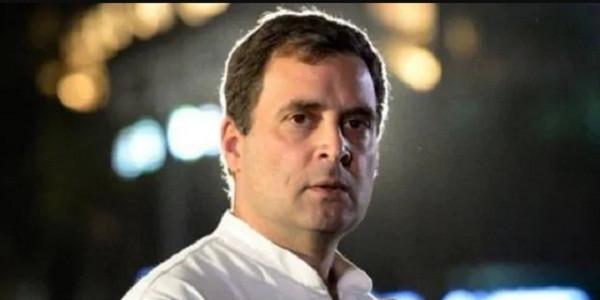 अर्थव्यवस्था को लेकर राहुल का BJP पर निशाना, कहा- ये बड़े लोग नफरत से अंधे हो गए