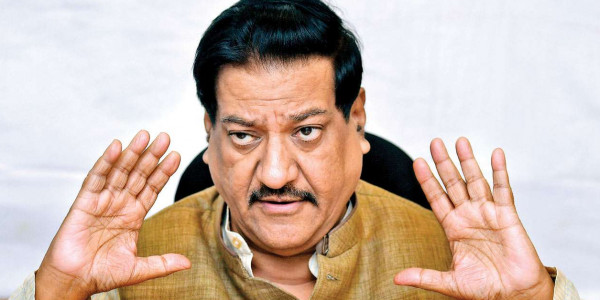 'Moment we fight separately, our chances evaporate', says Congress Leader Prithviraj Chavan