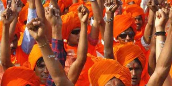 In city, his supporters face off with VHP members over office ownership