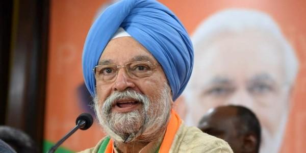 केंद्रीय मंत्री हरदीप पुरी की एक और सौगात, अमृतसर, श्री पटना साहिब और मुंबई के बीच शुरू होगी उड़ान