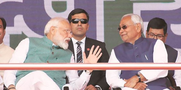 PM Modi on airstrike: Opposition demoralising armed forces, making Pakistan happy