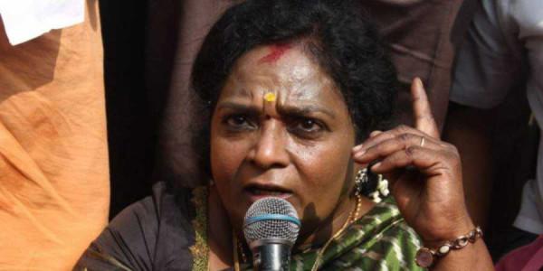 Eelam war allegation: Tamil Nadu BJP chief Tamilisai Soundararajan joins AIADMK, justifies protest