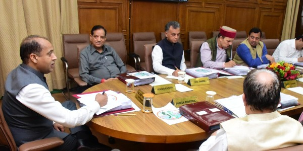 shimla-himachal-cabinet-meeting-on-01-february-2019