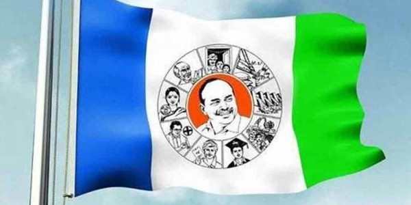 YSRCP leaders meets Central Election Commission