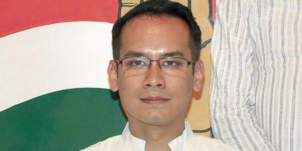 गौरव गोगोई को मणिपुर और सिक्किम के प्रभारी के रूप में नियुक्त किया गया।