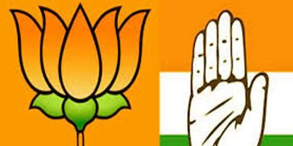किसानों के मुद्दे पर भाजपा और कांग्रेस फिर आमने-सामने