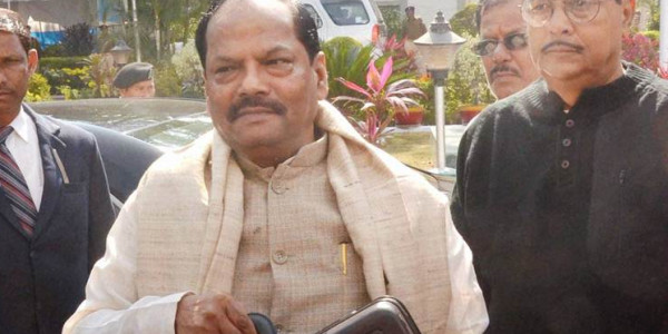 Development is the need of the hour: CM Raghubar Das