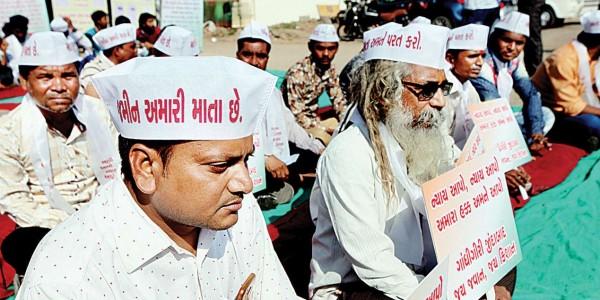BJP victory in rural seats of Gujarat surprise farmer leaders