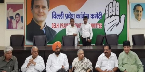 Congress Is Lagging Behind In Campaign Of Lok Sabha Elections 2019 In Delhi