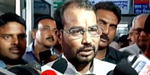 सवाल पूछे जाने पर भड़के बिहार के मंत्री, कहा- हर गतिविधि पर CM नीतीश कुमार की नजर