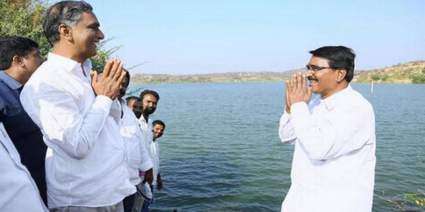 More land under irrigation in Wanaparthy: Minister Harish