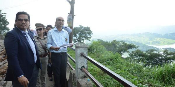 Meghalaya govt plans ropeway at Umiam Lake
