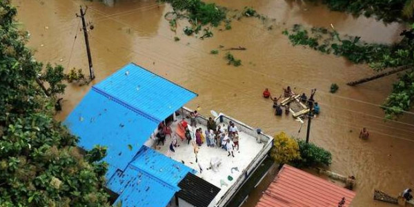 Severe storm occurrences caused Kerala floods, says Central Water Commission