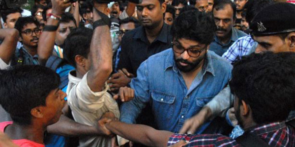 BJP to hold protest in Bengal After Babul Supriyo Held Hostage in Jadavpur University