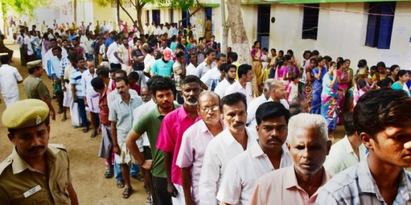 Tamil Nadu Exit poll: DMK-led alliance projected to win 29 seats, AIADMK-BJP reduced to single digit, says
