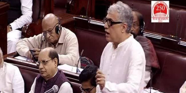 India is Moving From a Democracy to a Dictatorship: Derek O Brien