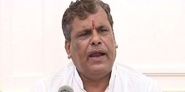 प्रदेश कांग्रेस कमेटी से पूर्व केंद्रीय मंत्री श्रीकांत जेना का इस्तीफा
