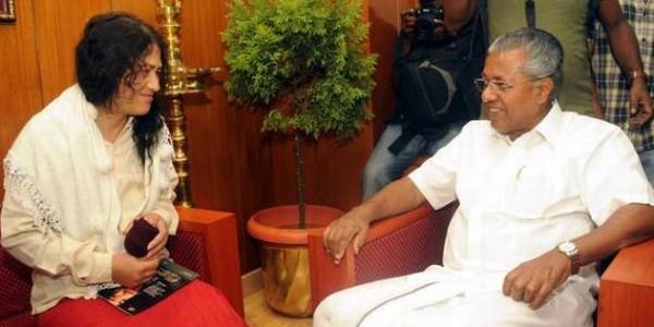 Qutting politics, Irom Sharmila wants to forge a platform against AFSPA