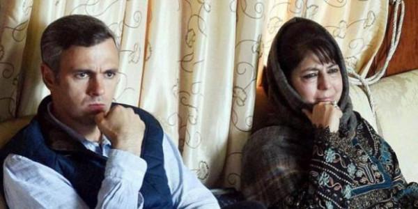 पीएसए के तहत हिरासत में हैं उमर अब्दुल्ला और महबूबा मुफ्ती: अमित शाह