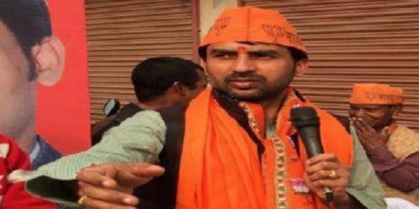 भागलपुर उपद्रव: बीजेपी नेता अर्जित शाश्वत को कोर्ट से मिली जमानत